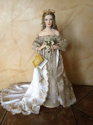 Guinevere Franklin Mint Heirloom Doll