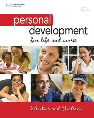 Personal Development for Life and Work by Ann Masters (English) Paperback Book F
