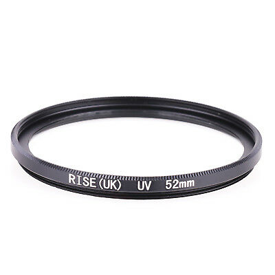 52mm UV Ultra-Violet Filter Lens protector Haze For Pentax Nikon Canon Sony