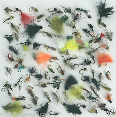 """""""Lethal"""" Rainbow / Trout Fishing Flies GOLD HEAD Nymphs - you choice Qty"""
