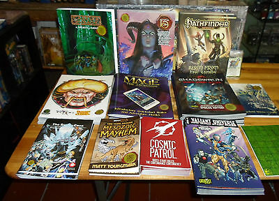 Free RPG Day 2014 Books Role Playing RPG Various Game Systems