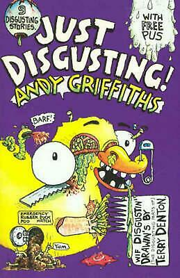 Just Disgusting! by Andy Griffiths Paperback Book