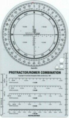 Protractor / Romer, Military, Army