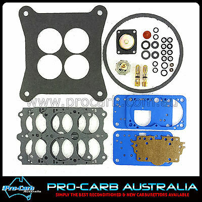HOLLEY 450 465 600 750 cfm L1850 , 9834 4 BARREL CARB REPAIR KIT