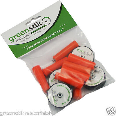 Vehicle Gripper Wrapping Magnets For Sign Vinyl, Car Wrapping & Crafts x 8