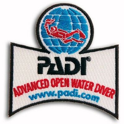 PADI EMBLEM Advanced Open Water Diver