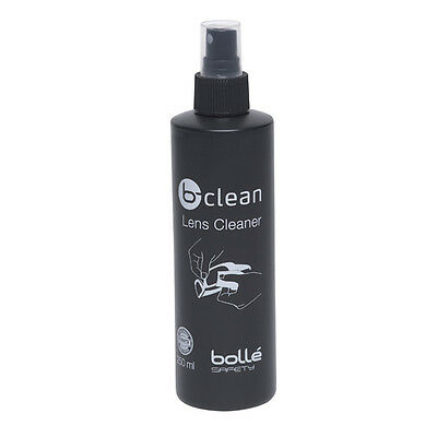 Bolle B411 Lens Cleaner 250ml Antifog Antistatic - Silicone Free