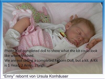REBORN DOLL KIT, ENNY BY ELISA MARX, VINYL KIT