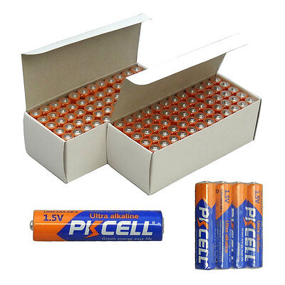 120pcs LR03 AAA 1.5V Alkaline Dry Cell Toys Remote Batteries Wholesale