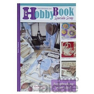 Hobby Book Scrapbooking Mille Idee - by Stamperia hobbybook guida libro esempi