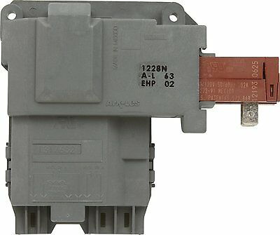 Electrolux WCI-131763202 Door Latch and switch assembly