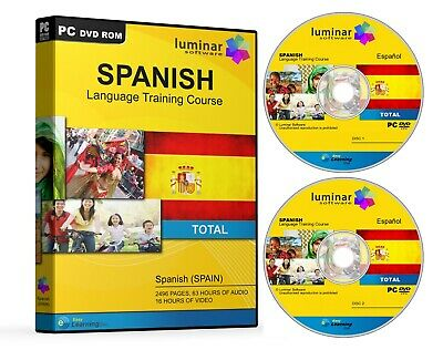Learn to Speak Spanish Fluently Complete Language Training Course