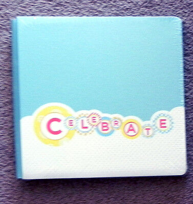CREATIVE MEMORIES TRUE 12x12 CELEBRATE ALBUM COVERSET BNIP