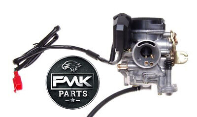 50cc 4T Scooter Carb Carburettor 139QMB GY6 - Baotian Direct Bikes Pulse Jinlun