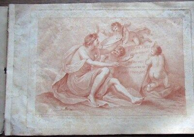 Giovanni Battista CIPRIANI RUDIMENTS DRAWING ENGRAVED BY BARTOLOZZI 1786 London