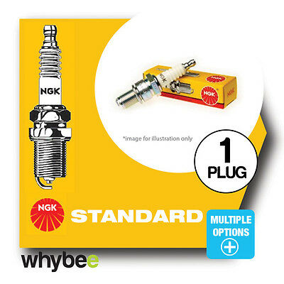NEW! NGK STANDARD SPARK PLUGS [C CODES] for MOTORBIKES MOTORCYCLES SCOOTER ATV