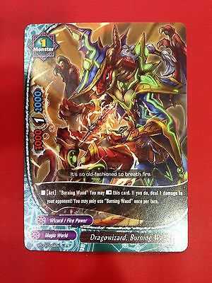 Buddyfight English BT03//0063EN U Thunder Spartis Non-Foil