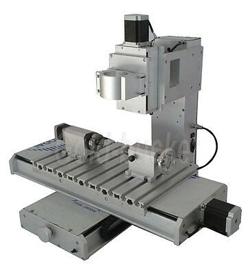4 Axis Column Type CNC 3040 Router Table Engraving Machine Supporting Frame Unit