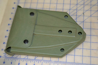alice attachable tri fold shovel case cover only OD green good used military