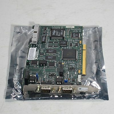 NATIONAL INSTRUMENTS NI PCI-CAN 2-PORT CAN INTERFACE CARD 184726C-02
