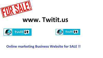 Established Business website for SALE ! - making profit