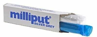SILVER GREY Milliput Miniature Repair Modeling Putty compound