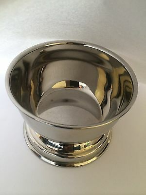 Shaving bowl  Stainless Steel Top Quality Low Price Size Medium