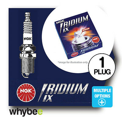 New! Ngk Iridium Ix Spark Plugs For Cars - Choose Your Part Number & Quantity!