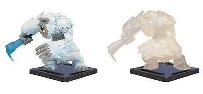 MONSTERPOCALYPSE SERIES 5 BIG IN JAPAN : White Dajan & ULTRA VERSIONS #46 #47