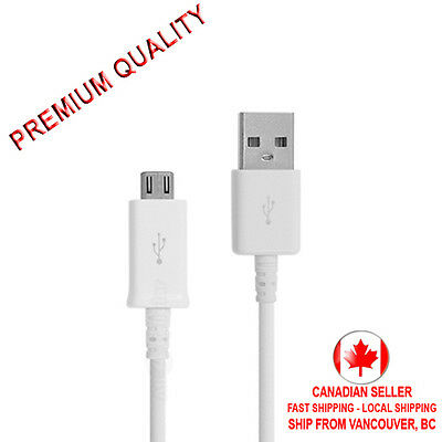 Micro USB Charger Charging Data Cable for Samsung Galaxy S3 S4 S5 S6 Android