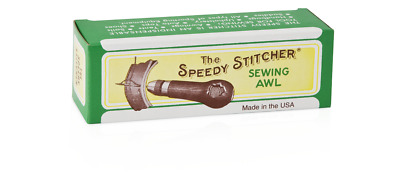 SPEEDY STITCHER Sewing Awl Repair Tool Kit made in the US