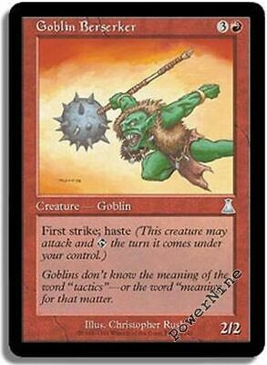 1 PLAYED Goblin Marshal Red Urza/'s Destiny Mtg Magic Rare 1x x1