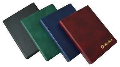 Coin Album For 200 Coins - Small Size Coins - Great For Silver 3 & 6 Pence Coins
