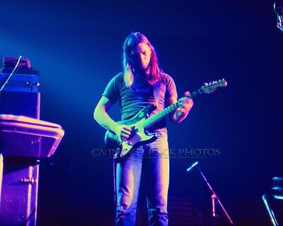 David Gilmour Pink Floyd Photo 8x10 or 8x12 inch Live '75 Wish You Were Here 782