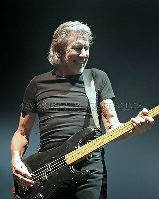 Roger Waters Photo 8x10 inch The Wall Live '13 UK Concert Pro Lab Print s32