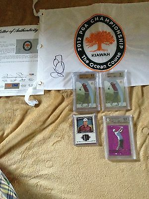 Bgs 9 *mint* Rory Mcilroy 2012 Upper Deck Sp Game Used Edition Short Print Rc