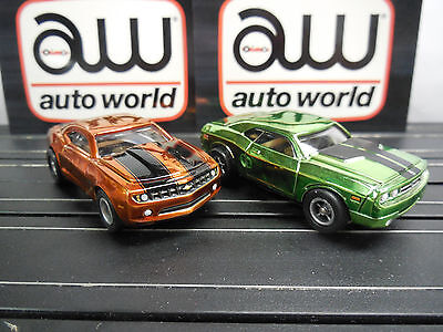 AUTO WORLD ~ CHROME CONCEPT CARS ~ VERY RARE CARS ~ ALSO FITS AFX, AW, JL