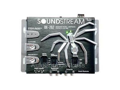 New Soundstream Bx-20Z Bass Booster Control Epicenter Bx20Z Bass Knob