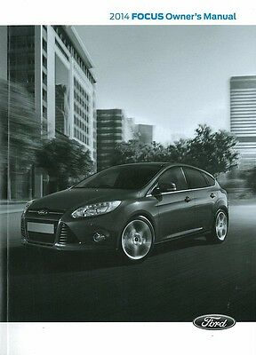 2014 ford focus owners manual user guide reference operator book rh picclick com 2011 gl450 owners manual 2014 GL450 Interior
