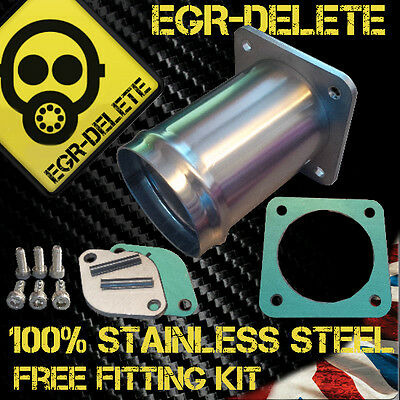 LAND ROVER DISCOVERY 2 DEFENDER TD5 EGR DELETE Valve blanking plate Removal kit