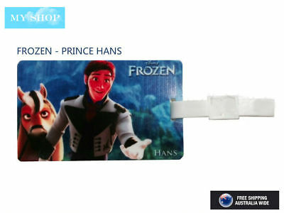 New Frozen Funny Cute Name Tag, Id Lable For Luggage, Suitcase, School Bag