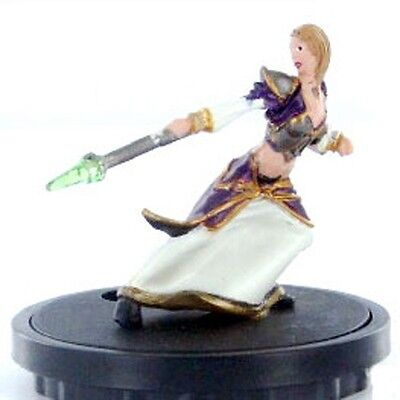 Wow Warcraft Miniatures Spoils Mini Epic : Lady Jaina Proudmore