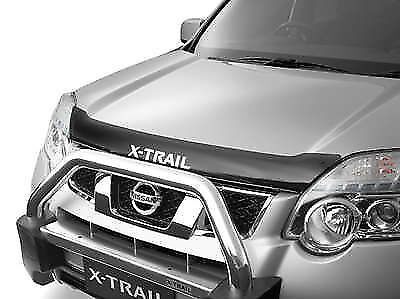 New Genuine Nissan X-Trail T31 Series Smoked Tinted Bonnet Protector