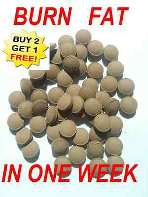 2x Strong Diet Slimming Pills Tablet Fat Burners, Lose Weight, Fast Safe Natural
