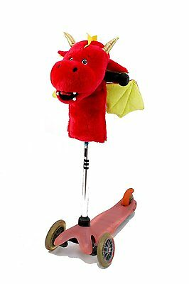 Dragon  Hobbyheadz Accessory for Child's Scooter (not included)