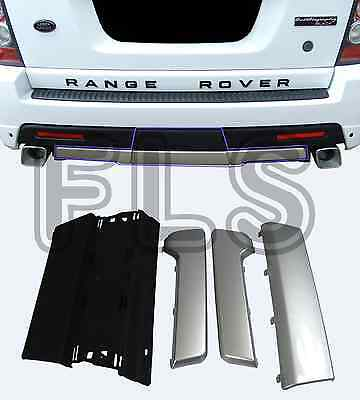 Range Rover Sport Autobiography'10-'13 Rear Bumper Tow Eye Cover Set Kit Rsrtec