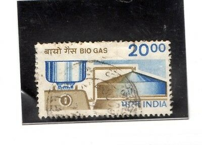 India Seriec  del año 1988 (BP-701)