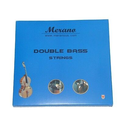 NEW UPRIGHT DOUBLE BASS STRING SET ~ Student Beginner Kid Replacement Starter