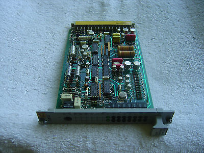 AEG Modicon PC Board     029 081 942       029081942