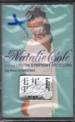 Natalie Cole – With London Symp. Orch. - Magic Christmas MC7 Sig. 0075596243346